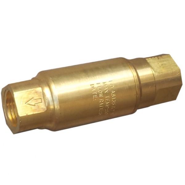 20mm Brass Pressure Regulator
