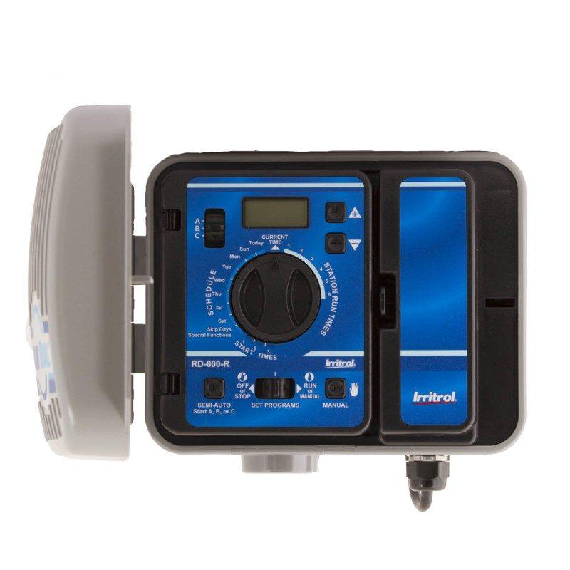 Irritrol Raindial Outdoor Irrigation Controller