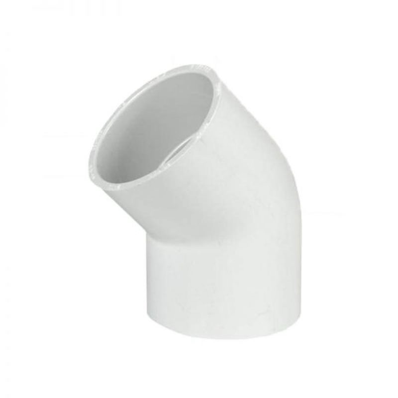 Spears PVC 45 Degree Elbow