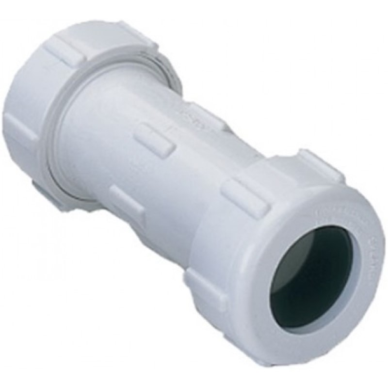 Spears PVC Compression Coupling
