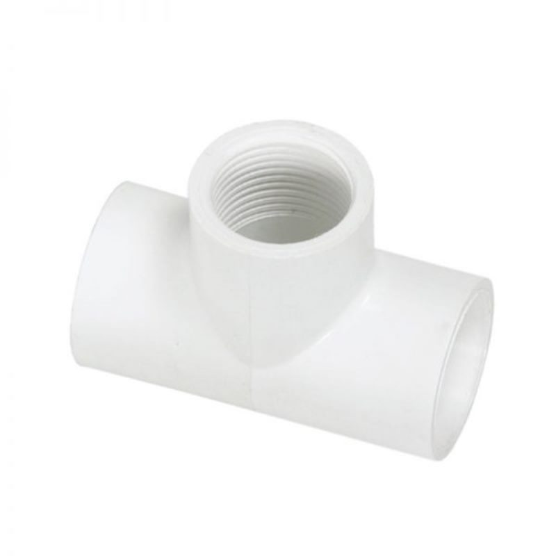 Spears PVC Faucet Tee