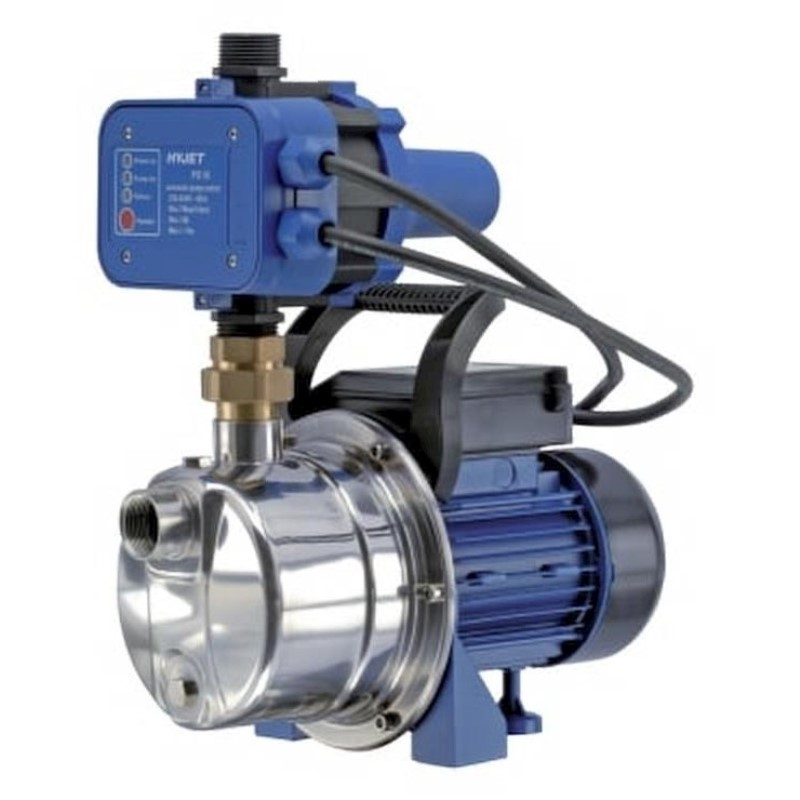 hyjet dhj800 automatic household pressure pump 861134 00