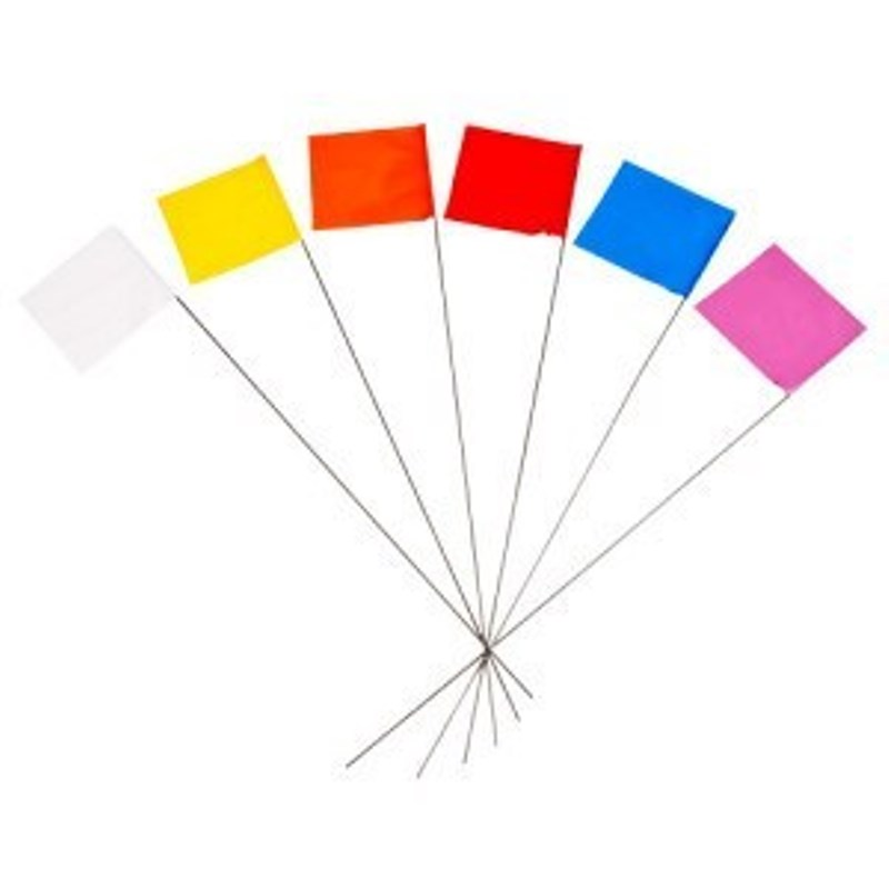 Irrigation Marker Flags
