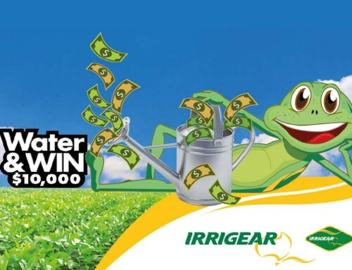 WATER & WIN with Malvern Irrigation & Irrigear