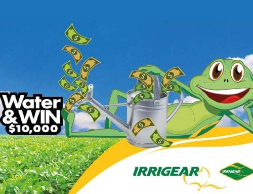 WATER & WIN with Malvern Irrigation & Irrigear