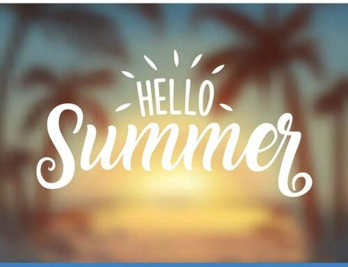 Summer 2017-2018 Newsletter