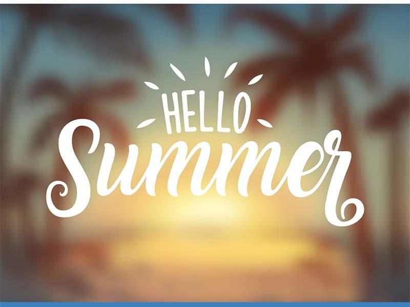 Summer 2017 2018 Newsletter