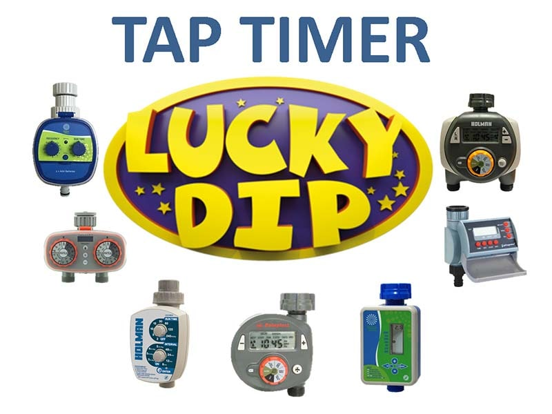 The Lucky Dip of Tap Timers