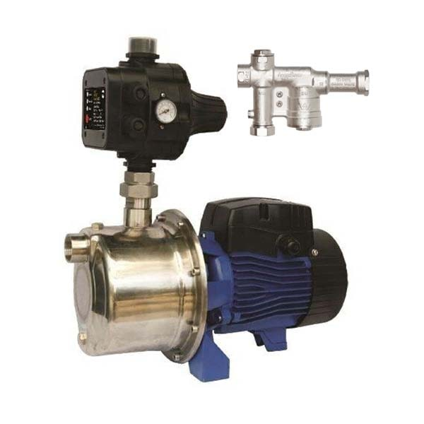 Bianco BIA INOX60 Pump with 1 Inch Aquasaver Valve
