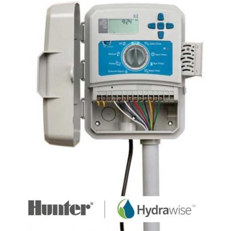 Hunter X2 Irrigation Controllers with WAND