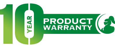 10 Year Product Warranty 3