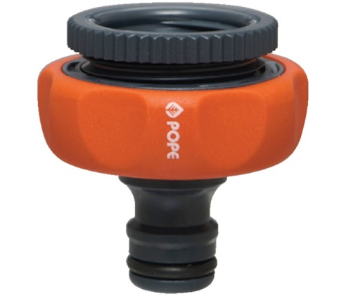 1010670 12mm Soft Grip Universal Tap Adaptor
