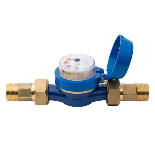 Hunter HC Flow Meter 1