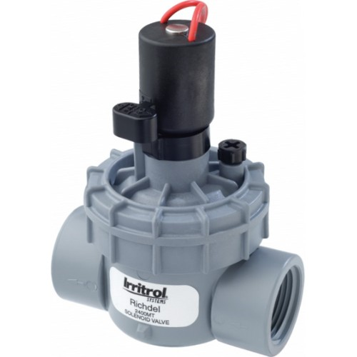 Irritrol 2400 Series 25mm Jar Top Solenoid Valve