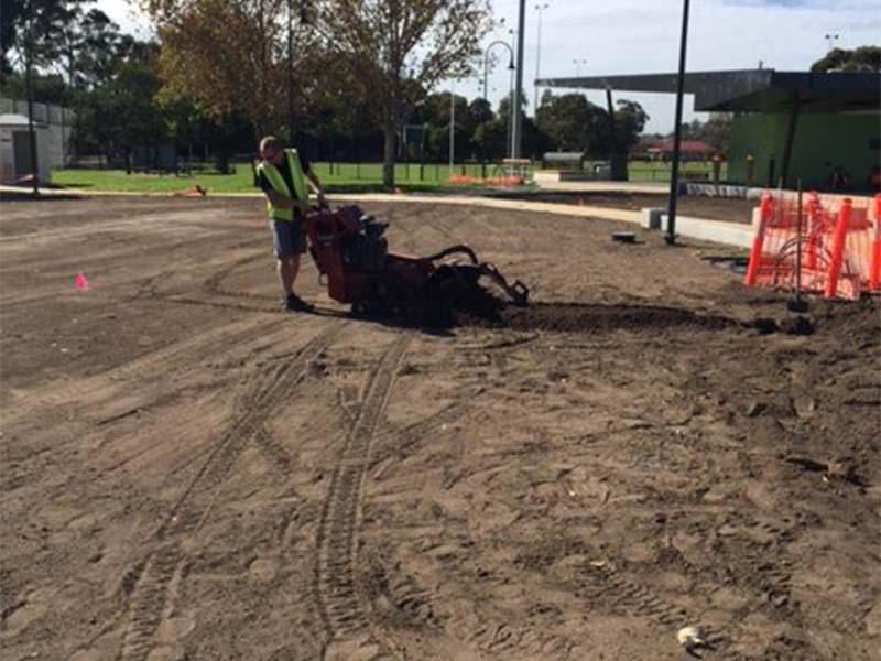 Trenching Feature Images 2