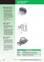 3M Cable Joiners Brochure
