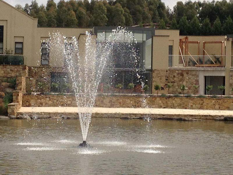 Aeration Fountains Projects 2