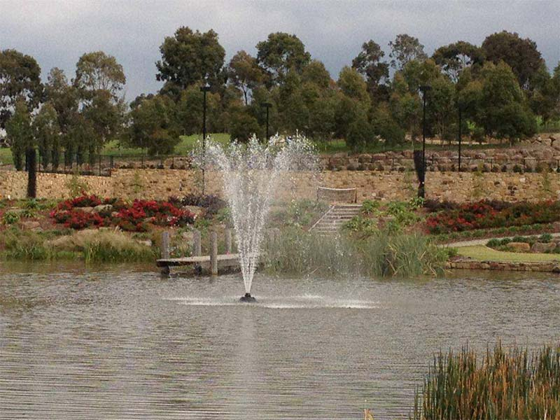 Aeration Fountains Projects 6