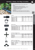 Antelco Directors Clamps End Plugs Saddles Brochure