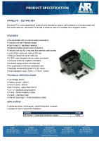 Antelco Ezy Valve Brochure