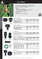 Antelco Tap Fittings Brochure