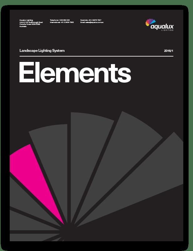 Aqualux Elements Catalogue