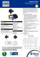 Bianco BIA INOX90S2MPCX Brochure