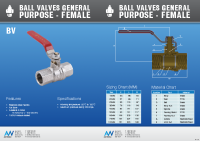 Brass Ball Valve Brochure
