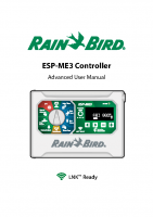 ESP ME3 Manual