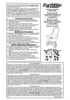 Earthway 2030P Manual