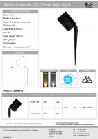 HV1429 12W Spec Sheet