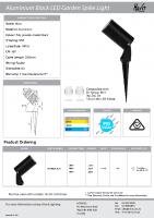 HV1462T BLK Spec Sheet