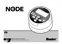Hunter Node Manual