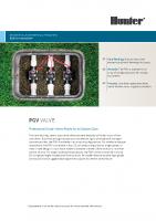 Hunter PGV Brochure