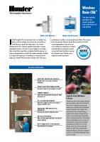 Hunter Wireless Brochure