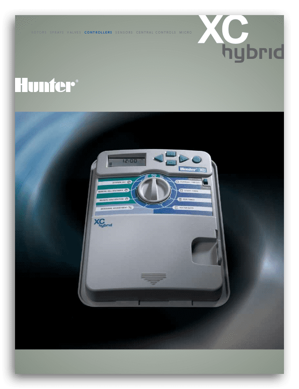 Hunter XC Hybrid Brochure
