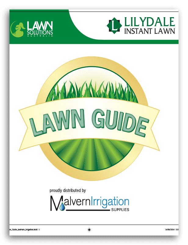 Instant Lawn Guide