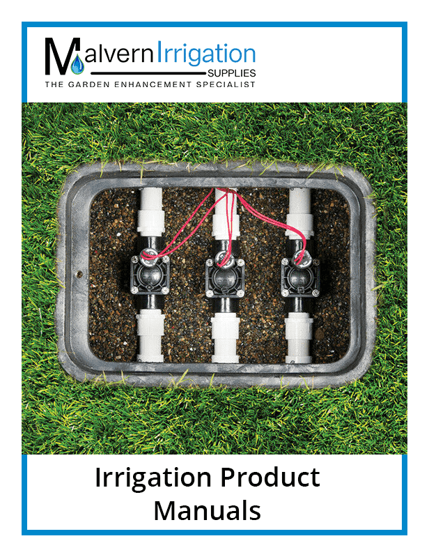 Irrigation Product Manuals
