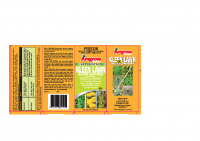 Kleen Lawn Label