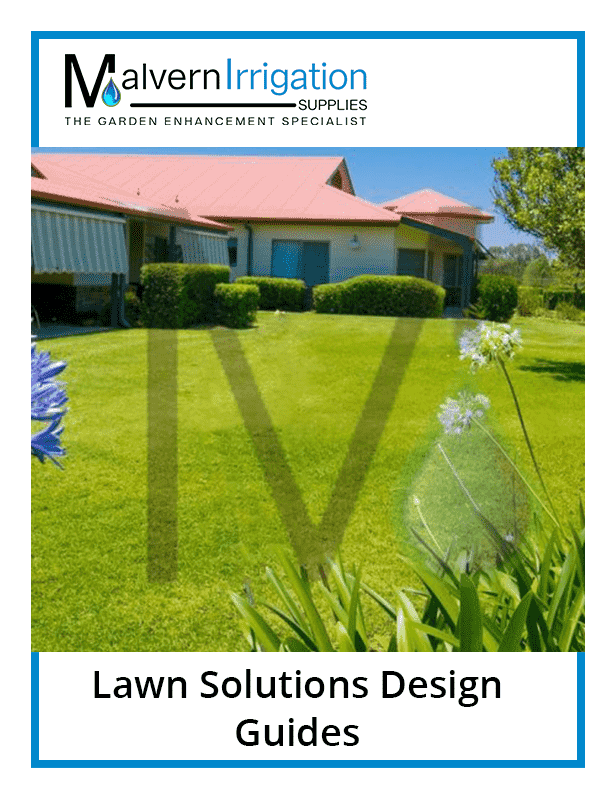 Lawn Solutions Design Guides