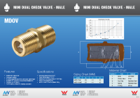 Mini Dual Check Brochure