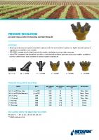 Netafim Pressure Reducer Brochure