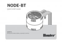 Node BT Manual