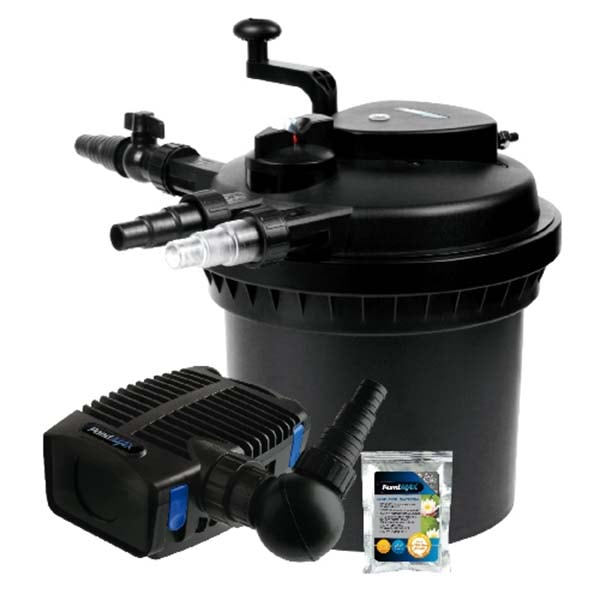 Pond Filtration & Treatments