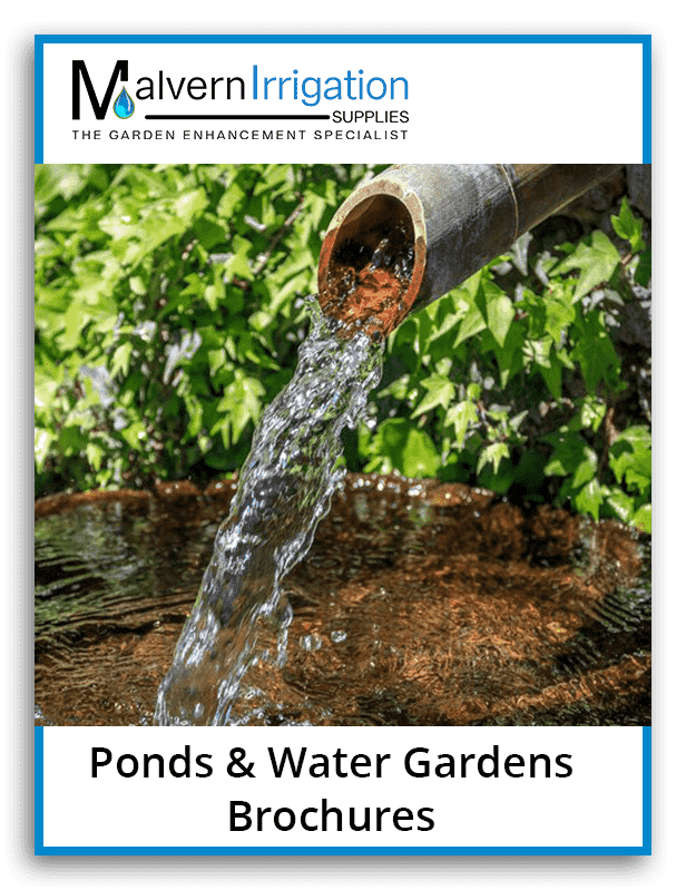 Ponds and Water Gardens Brochures