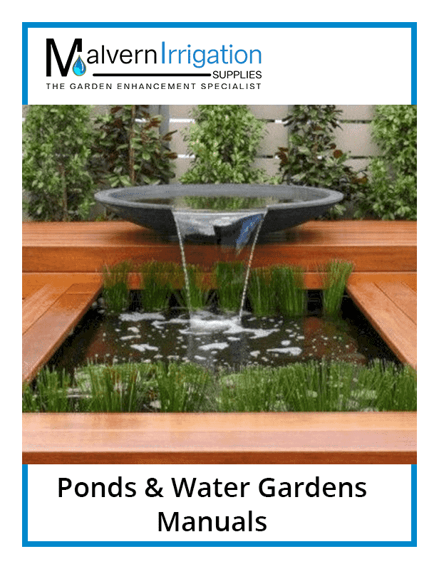 Ponds and Water Gardens Manuals