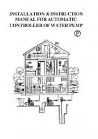 Pressure Control Manual