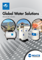 Pressure Wave Tanks Brochure
