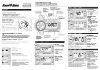 Rainbird 1ZEHTMR Manual