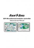 Rainbird ESP ME Manual